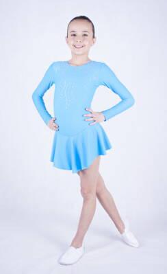 9910e61be7c1 Krasokorčuliarske šaty
